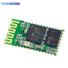 Free Shipping HC-05 HC05 Bluetooth Wireless RF Transceiver 30ft CSR2.0 2.4G Adapter Module Serial RS232 TTL to UART for Arduino