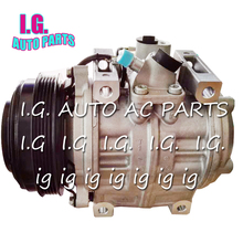 High Quality 10P30C Air Conditioning Compressor for Toyota Coaster Bus 12V 5PK 5GR 447220-0394