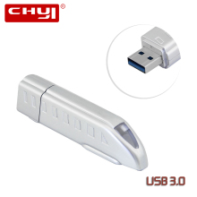 CHYI Creative Bullet Train Pen Driver Power Car USB 3.0 Stick Flash Drive 8GB 16GB 32GB 64GB Pendrive Cool Car Memory Stick Gift(China)