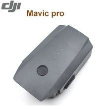 Original DJI Mavic pro Intelligent Flight Battery for DJI Mavic Quadcopter Drone with camera Free Shipping