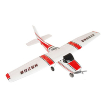 N9258 Cessna 182 800mm RC airplane Remote control air plane RTF hobby model aircraft aeromodelling aviao glider for aerial toys(China)