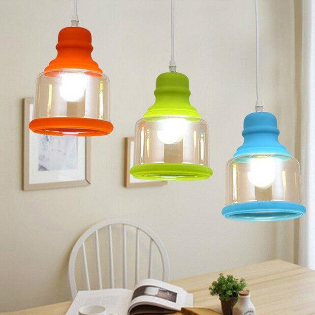 LEDream Free shipping LED light children male and female children bedroom light sweet children room creative lamp droplight<br>