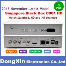 2015 The Latest Version Singapore Starhub Cable TV Set top Box Blackbox c801 upgrade of HDC600 Support Nagra3 starhub HD channel