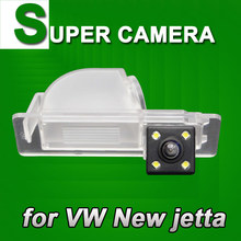 CCD Car Back Up Reverse Rear View Parking Camera For New Santana Skoda Rapid Jetta Waterproof HD(China)
