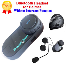 Motorcycle Bluetooth Helmet Stereo Headphone Waterproof BT Wireless Bluetooth Headsets Motorcycle Helmets Hand Free Headphone(China)