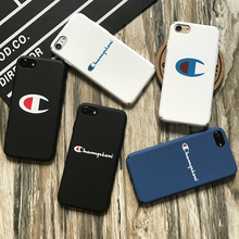 High quality Matte hard plastic cover case for iphone 5 5S SE 6 s plus Japan champion brand for iphone 7 7plus 8 8plus X cases
