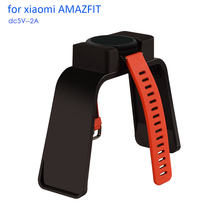 business Design support pc Wireless charger for xiaomi huami AMAZFIT Charging station for xiaomi huami AMAZFIT Charging dock