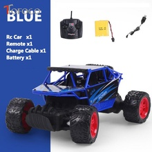 Buy TOFOCO 20cm New Climbing Dirt Bike Big Rc Cars Buggy Radio Remote Control Car Off-Road High Speed Racing Vehicle Toys Kids for $31.49 in AliExpress store