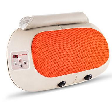 Lumbar shoulder neck massager massage pillow multifunctional massage pillow home body massage<br>