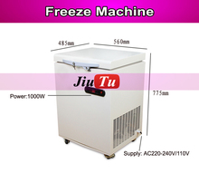 Mobile Tablets LCD Freezing Separating Machine for Samsung Edge iPhone Glass Frezen Separator LCD Screen Freeze Machine(China)