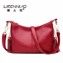 Buy Genuine Leather Handbag Luxury Handbag Women Bags Designer Bolsa Feminina Sac Main Bolsos Tote Borse 2017 Big Shoulder Bag sac for $22.85 in AliExpress store
