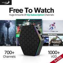 Dalletektv European Arabic French IPTV Octa-core Android IPTV Box S912 T95Z PLUS 1000M Sport French Channels Iptv Set Top Box