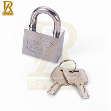RayLock Pack Of 4 Disc Mechanism Cabinet Door Keyed Padlock 40MM(China)