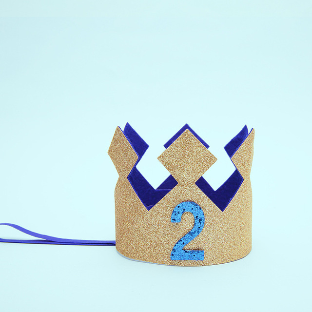 Baby-Girl-First-1st-Birthday-Party-Hat-Gold-Priness-Crown-1-5-Year-Old-Glitter-Hair.jpg_640x640 (6)