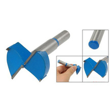 New Hotsale Promotion  Carpentry 9.5mm Shank 38mm Cutting Diameter Blue Hinge Boring Drill Bit