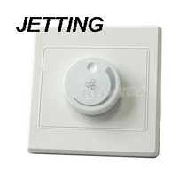 JETTING lighting control Ceiling Fan Speed Control Switch Wall Button dimmer switch Dimmer Light Switch Adjustment 220v 10A