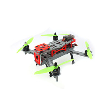 DIY ARF Drone 260 QQ Super RC Racer Across Frame RadioLink T6EHP-E Transmitter ESC Motor NO Battery Charger F16051-H