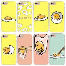 Ultra Thin Soft TPU Gel Silicon Funny Gutedama Let me Go Pattern Cartoon Case For Apple iPhone 7 8 Transparent Phone Cover(China)