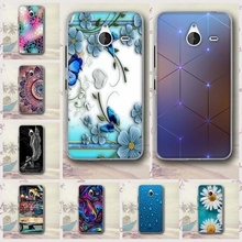 For Nokia Microsoft Lumia 640XL Case New Painted Case Beautiful Print Design Back Cover For Nokia Microsoft Lumia 640XL Case Bag(China)