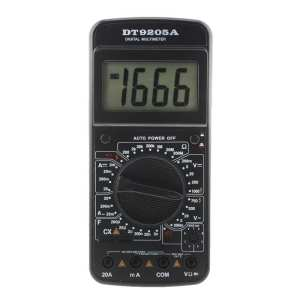 Digital Multimeter D...