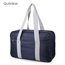 Japanese School Bags Large Capacity Portable Handbags Shoulder Bag For Youth Girls and Boys Waterproof Nylon High Quality