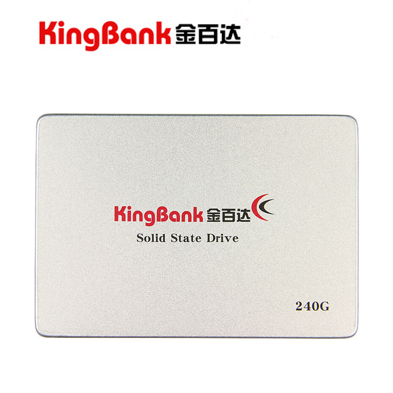 Kingbank Server SSD Laptop Desktop Internal Dribe 120G 240GB Solid-State 360GB 960GB