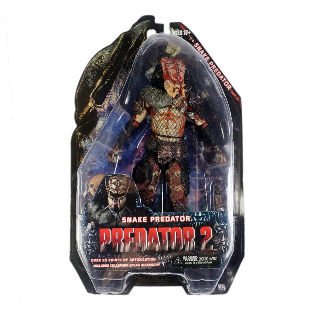 Snake Predator 2 Rogue Shadow 7 Action Figure New in Box Free Shipping<br>
