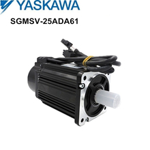 SGMSV-25ADA61 2.5KW servo motor new and original Yaskawa SGMSV series servomotor(China)