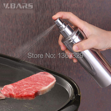 High Quality Stainless Steel Oil Spray for Cooking Sushi Barbecue Cake Baking Fried Dishes Makeups as Cooking Tools Freeshipping(China)