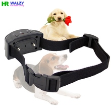 CN  Automatic Dog Anti Bark Collar Electric Shock, Vibration and Sound Sensor, 7 Intensities WALZY PET 853