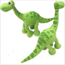 New 30-50cm Movie The Good Dinosaur Plush toys Arlo stuffed Doll Cartoon Plush toy for children Christmas Birthday gift