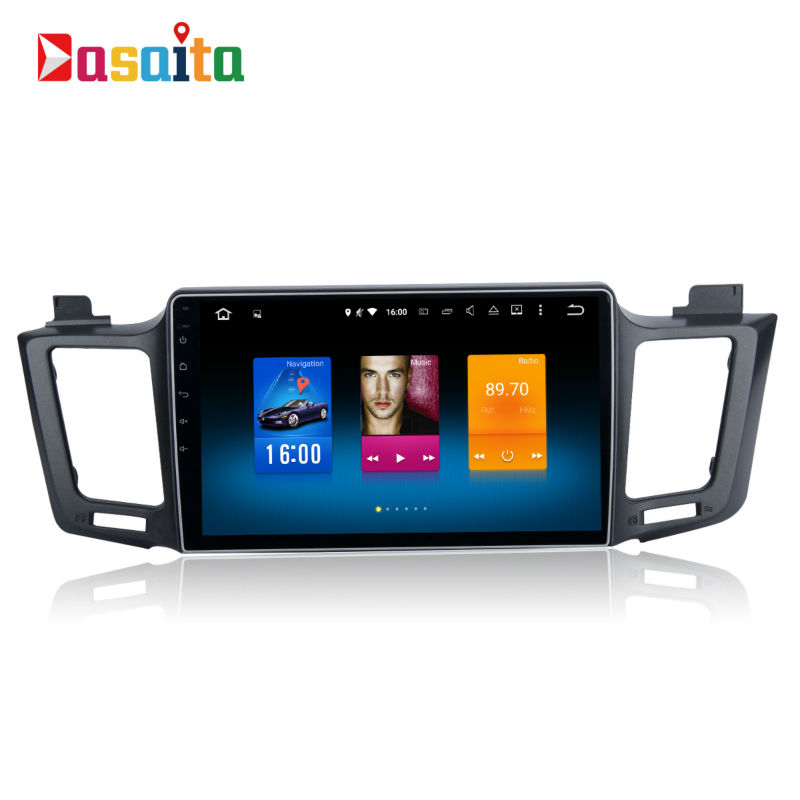 Car 2 din android GPS Navi for Toyota RAV4 2014 - 2017 autoradio navigation head unit multimedia 2Gb+32Gb Android 6.0 PX5 8-Core(China)
