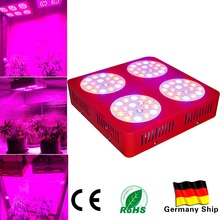 300W ZNET4 Full Spectrum LED Grow Light 300W HPS Replacement For Growth Bloom Indoor LED Plant Lights USA Local Shipping