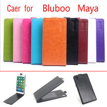 9 Styles Bluboo Maya Leather Case Wallet High Quality Fashion Flip Leather Phone Cover For Bluboo Maya Smart Phone Bags