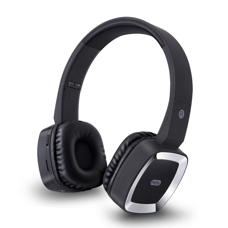 Wireless Bluetooth V4.0 Headphones Waterproof HiFi Stereo Music Headset Adjust Headband With Microphone TF Card Slot for iphone <br>