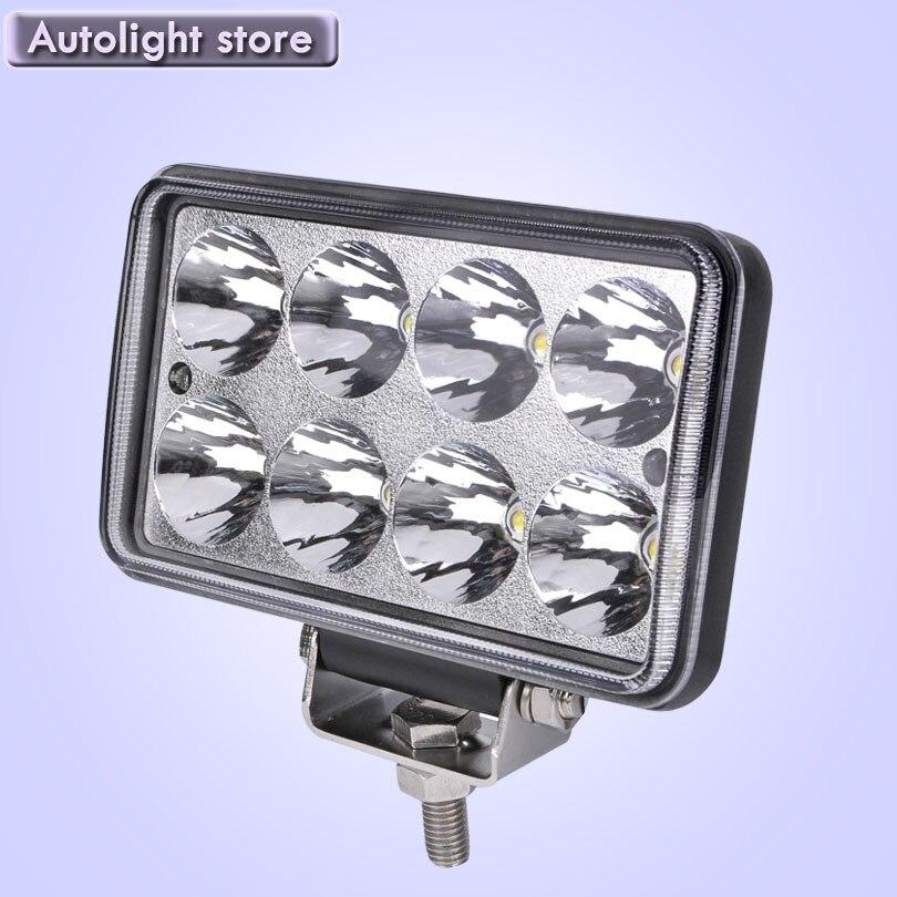 1pcs 24W LED Work Light 4 Inch 12V 24V Car Auto SUV ATV 4WD AWD 4X4 Offroad LED Driving Fog Lamp Motorcycle Truck Headlight<br><br>Aliexpress