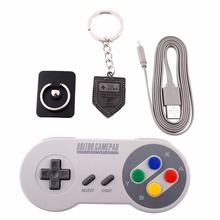 8Bitdo SFC30 Pro Bluetooth Wireless Gamepad Controller Joystick for iOS Android phone PC Mac Linux Classic video game console