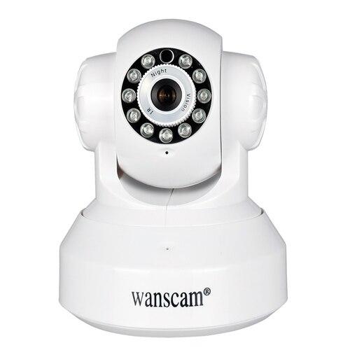 720P HD Wireless IP Camera IR Night Vision P2P Network Camera Dual Audio Security Surveillance Camera For Home<br>