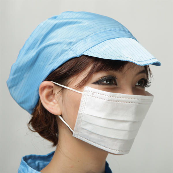 Anti static and Cleanroom Cap working cap ESD  No Dirt Cap color blue Type FJ-M020000<br><br>Aliexpress
