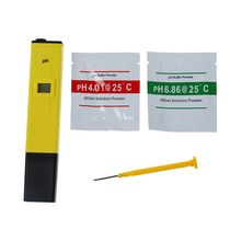 Buy Digital PH Meter Tester Water LCD Monitor Aquarium Pen Type for $9.66 in AliExpress store