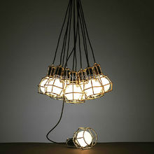 Free shipping American loft vintage lamp  personality balcony wrought iron pendant lights +  120cm wire  edison pendant lamp