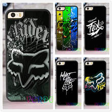 Sports Fox Racing fashion case for iphone 4 4s 5 5s SE 5c for 6 & 6 plus 6S & 6S plus 7 7 plus