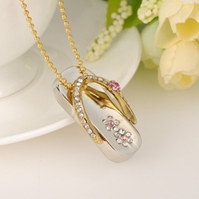 2.0 8GB 32GB Usb Flash Memoy Stick Usb Flash Drive 512GB Jewelry Shoes Pen Drive 64GB 128GB Pendrive Necklace Gift Waterproof
