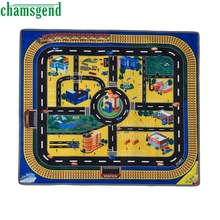 CHAMSGEND Best seller Baby Kids Toddler Crawl Play Game Picnic Carpet Beach Electronic Letters Toys S25
