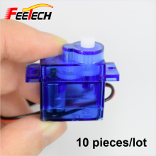 Buy 10 pcs Feetech FM90 Gear Motor Micro RC Servo Motor Gear Box RC Car Boat Robot Drones for $28.47 in AliExpress store