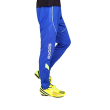 New men's Running pants Football watch 2017 tracksuits Soccer Pant Jogging Trousers Sports Leggings GYM sweat pants for men