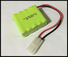2 PCS/lot KX Original New Ni-MH 12V 800mAh Ni-MH AAA Rechargeable Battery Pack With Plugs Free Shipping(China)