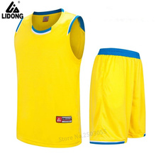 2017 spring summer new arrival women basketball sets kits sleeveless training uniforms good quality breathable printing jerseys