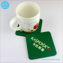 2017 new products hot sale popular cheaper coaster cup mat beautiful promotional coasters