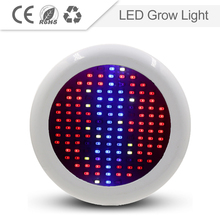 LVJING Whole hot seller 130W Led Grow Lights UFO lamps for indoor Greenhouse hydroponic systems grow tent CE\ROHS(China)